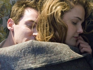 Jonathan Rhys Meyers (Louis Connelly) & Keri Russell (Lyla Novacek) <3 August Rush directed by Kirsten Sheridan (2007) <3