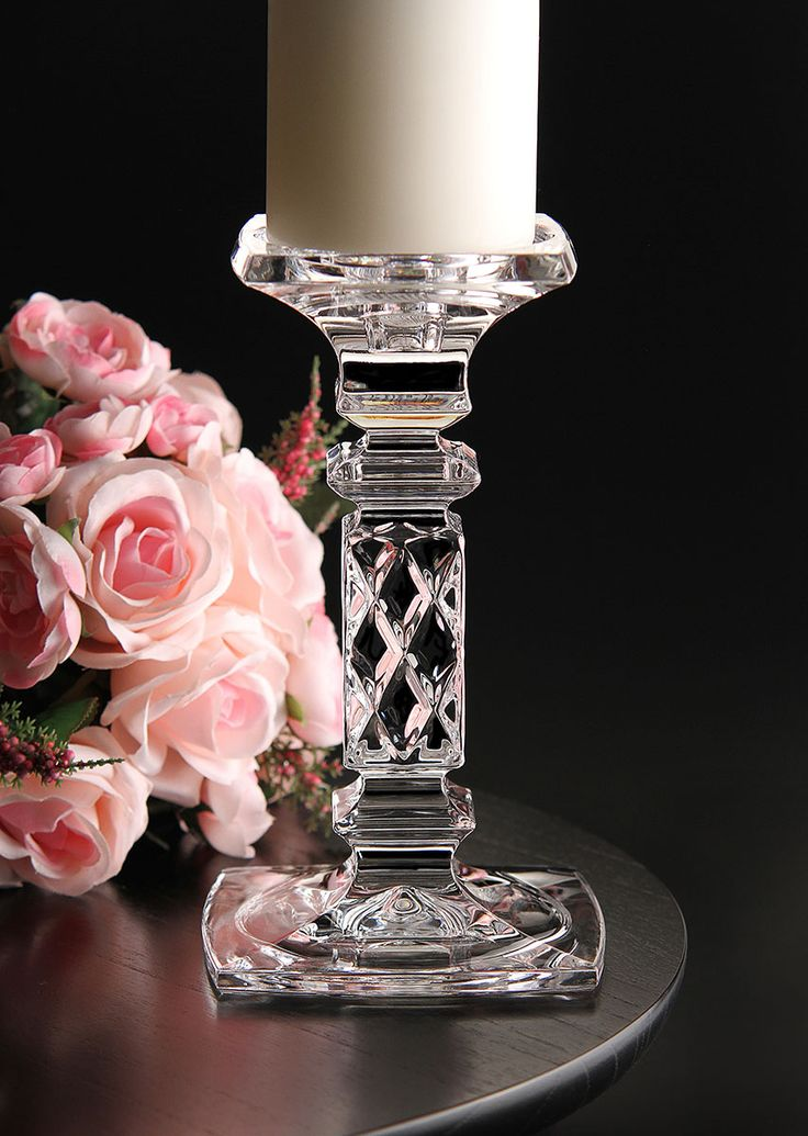 Marquis By Waterford Brixton 8 Quot Pillar Candleholder