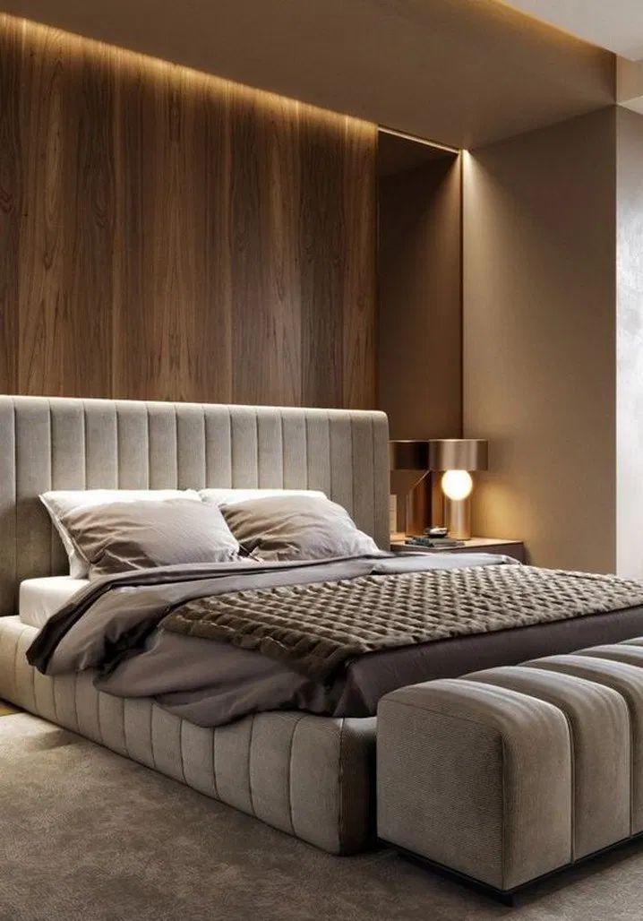 Amazing9 Amazing Luxurious Bedroom Design Ideas 7 A Virtual Zone Source By Klangac Bedroo Luxury Bedroom Master Luxurious Bedrooms Modern Luxury Bedroom