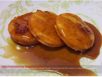 Llegoel invierno y hay que prepara las sopaipillas  Es tradicional en la zona central de Chile comer sopaipillas cuando llueve ,lara...