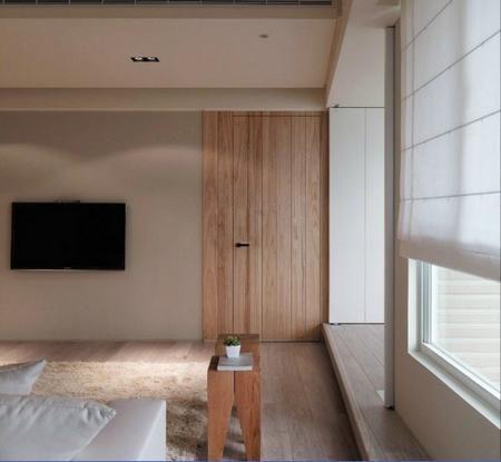 Соверменный японский интерьер квартиры (3)