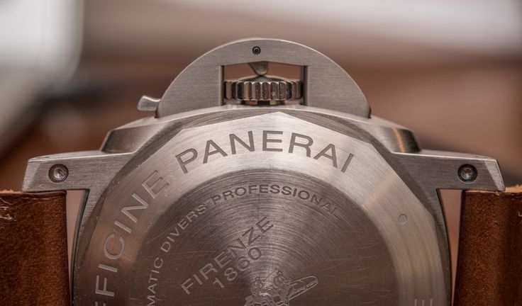 Panerai Luminor Submersible Left-Handed Titanio PAM569 Watch Review Wrist Time Reviews