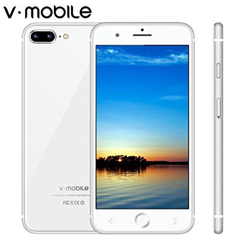 V Mobile X10 Étanche Smartphone Portable Débloqué 5,5 Pouces