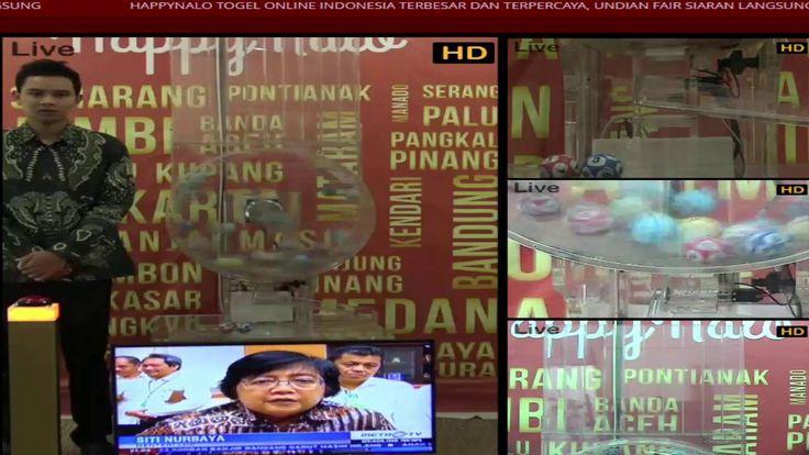Hasil Live Togel Buntut Undian Kupon HappyNalo Periode 22 September 2016