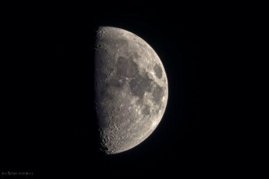 Tonight Moon 25.01.2018 by Csibu83
