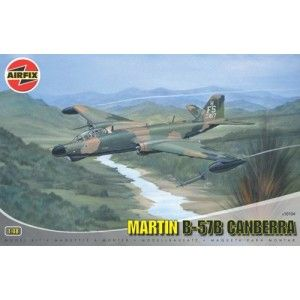 Martin B-57B Canberra 1:48 - Airfix