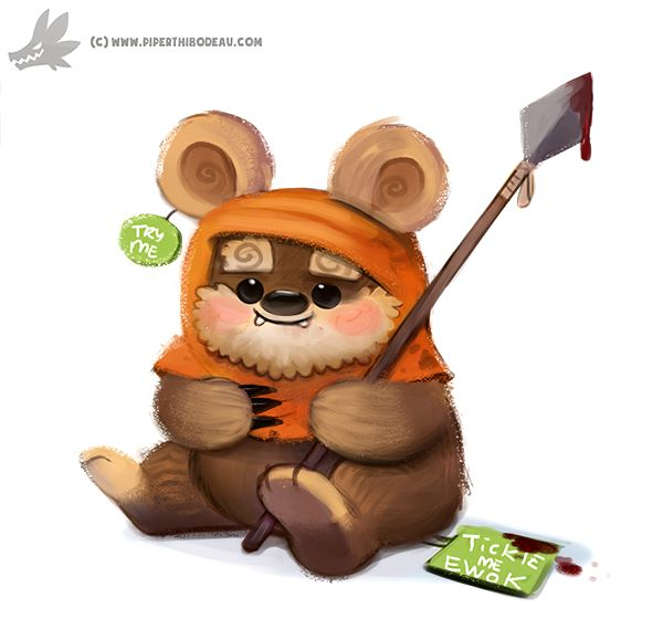 May The Fourth Be With You Wookie: Přes 1000 Nápadů Na Téma Ewok Na Pinterestu