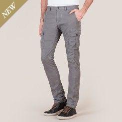 Pantalon battle imprimé, HOMME
