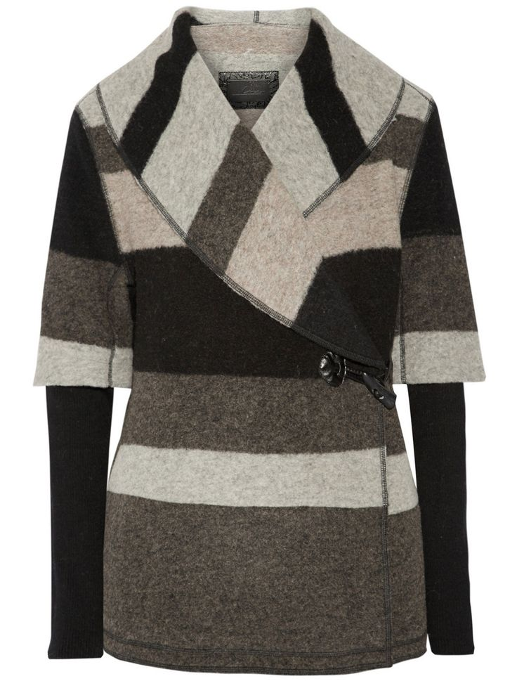 Line - Blossom Wool-Blend Jacket