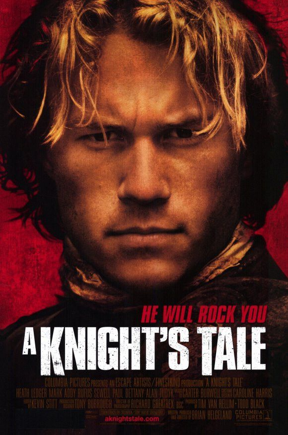 A Knights Tale 11x17 Movie Poster (2001)