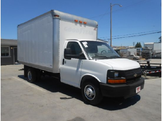 View A Larger Version Of 2011 CHEVROLET EXPRESS SAN JOSE CA