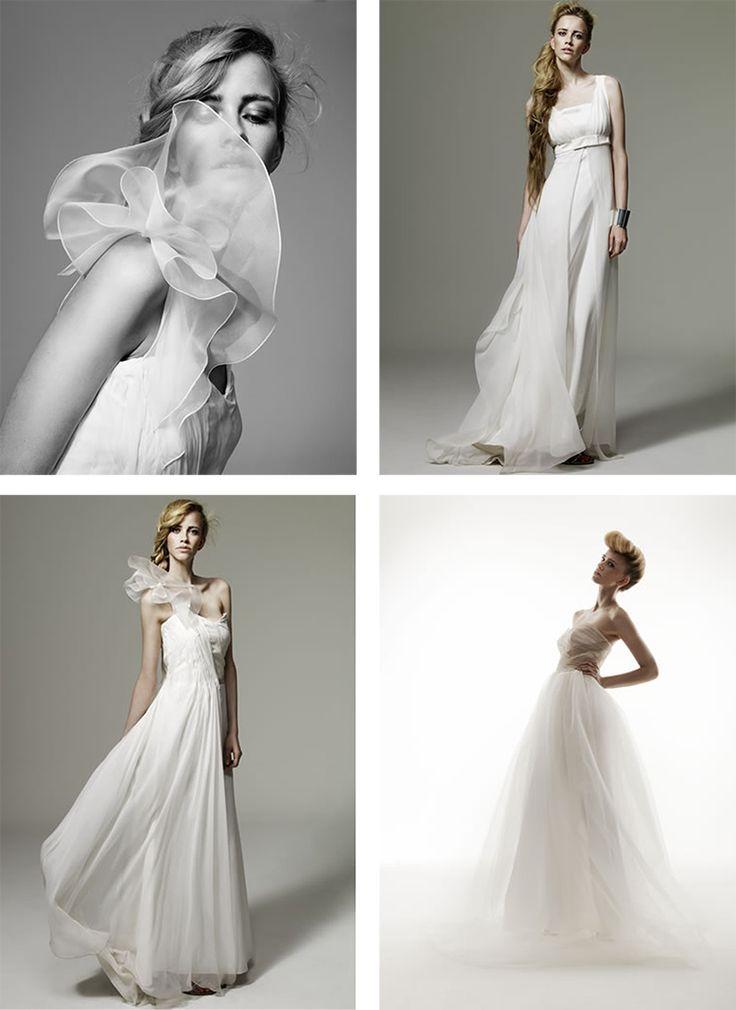 Couture vom Kiez: traumhafte Hochzeitskleider | Hochzeitsblog
