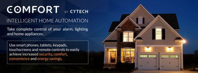 Home Automation #home #automation #system, #home #automation #control #panel, #automated #home #control #panel, #intruder #alarm #automation #system,intelligent #home #security #alarm #system, #compatible #with #c-bus, #knx, #z-wave http://hotels.remmont.com/home-automation-home-automation-system-home-automation-control-panel-automated-home-control-panel-intruder-alarm-automation-systemintelligent-home-security-alarm-system-compat/  # An Intruder Alarm for the 21st century Comfort integrates…