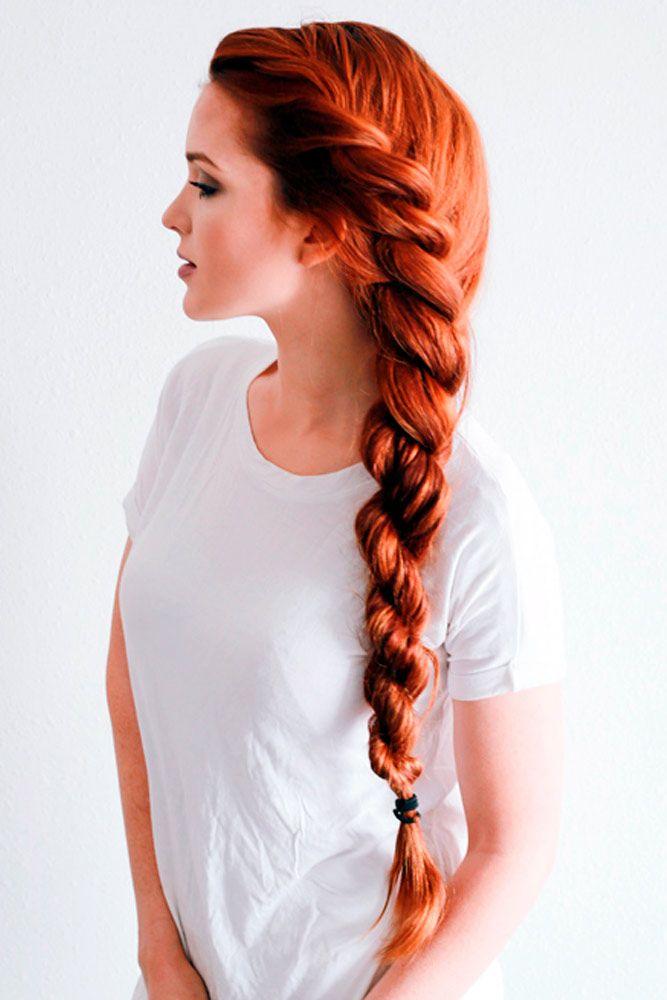 25+ beautiful Rope braid ideas on Pinterest   Braided ...