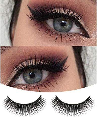 482954da55c Tinffy Women Beauty Care 3D Natural False Eyelash Extension Reusable Fake  Eyelash Eye Makeup Tool Lash Enhancers & Primers For Beginner Professional