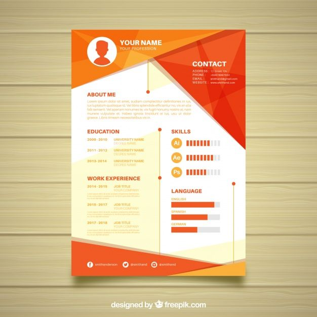 18 best Resume images on Pinterest Curriculum, Resume templates - resume paper color