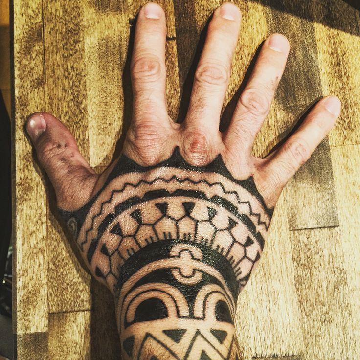 Maori Hand Tattoo: 640 Best Images About Polynesian Tattoos On Pinterest