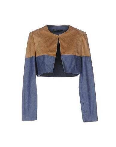 Prezzi e Sconti: #MomonÍ giacca donna Cammello  ad Euro 174.00 in #MomonI #Donna abiti e giacche giacche