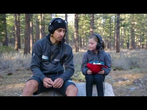 Race Reporter Ruby with Peter Sagan - YouTube