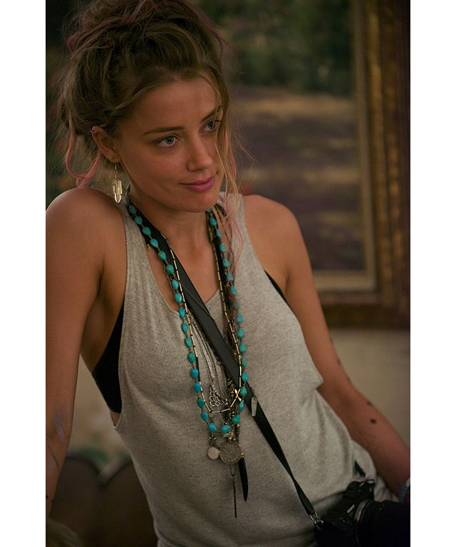 5 things you need to know about Magic Mike XXL: Amber Heard