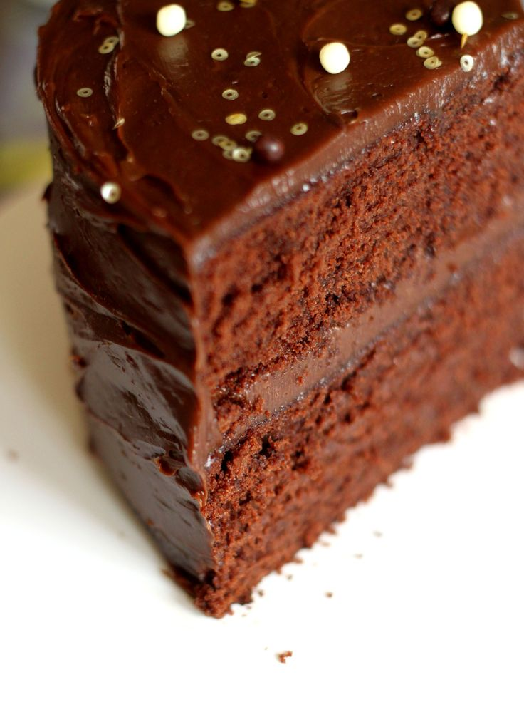 Rachel Allen Chocolate Mousse Layer Cake