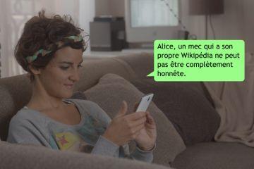 Les Textapes d'Alice, Séries Mania
