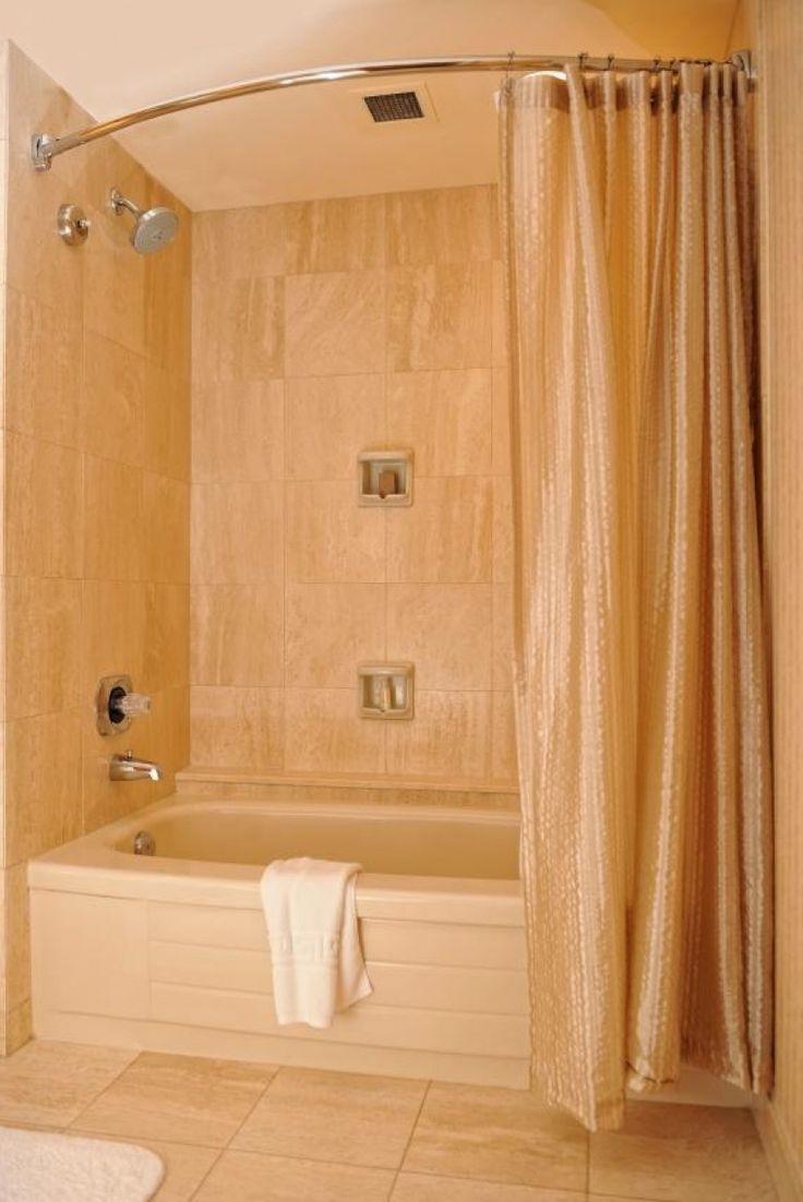 Average Shower Curtain Lengths