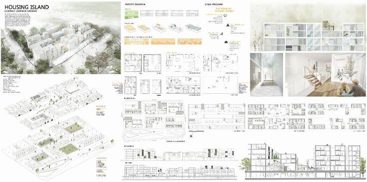 Housing presentation board