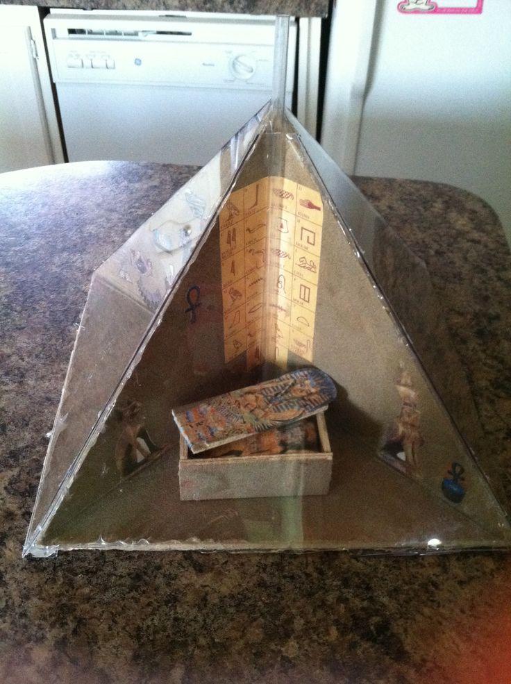 School pyramid project