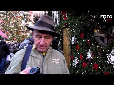 Foto v kostce - Fotíme 6 - street foto, Vánoční trhy - YouTube