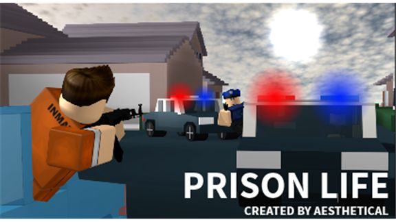Prison Life v0.6, a Free Game by Aesthetical - ROBLOX (updated 6/5/2015 5:49:41 PM)