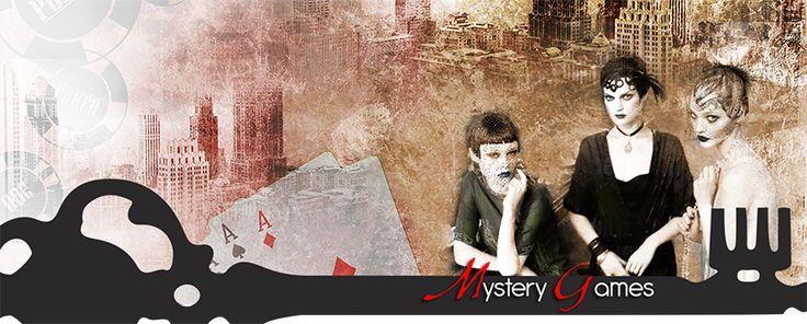 The last shot, nuestra murder mystery party ambientado en los locos años 20. Este juego en vivo de cluedo puedes realizarlo con actores o descargarlo en formato PDF para que organices tú mismo la noche de misterio