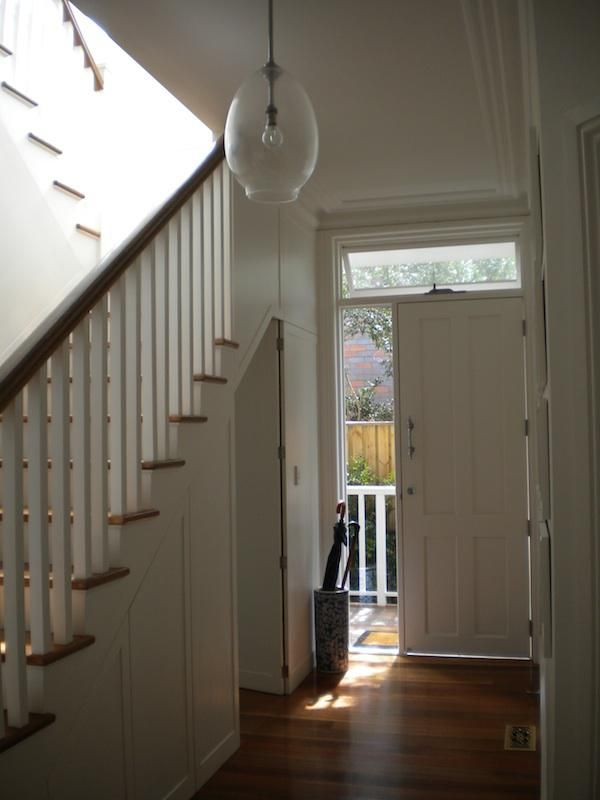Brenchley Architects | Ninja Doorways and Happy Clients all in a days work here!