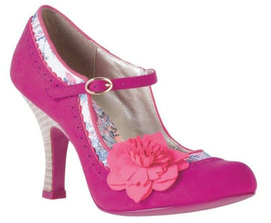A wide selection of Ruby Shoo shoes for women. New fun & vibrant styles for  Free UK delivery