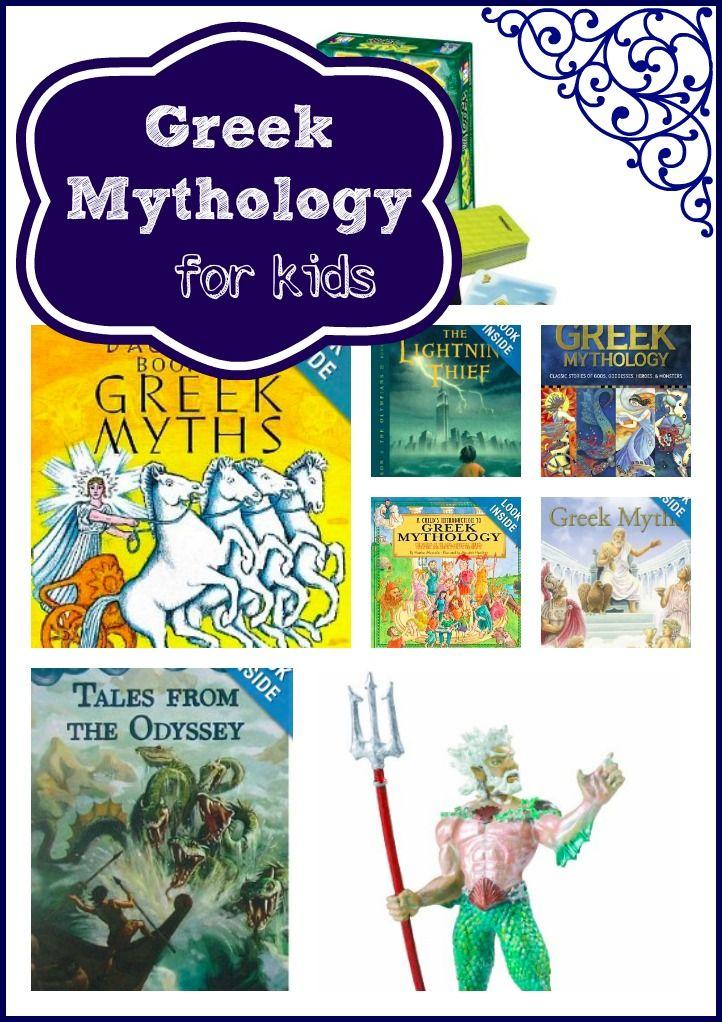 Greek Mythology for Kids #greekmythology   Kids   Pinterest   Goddesses, The o'jays and Books