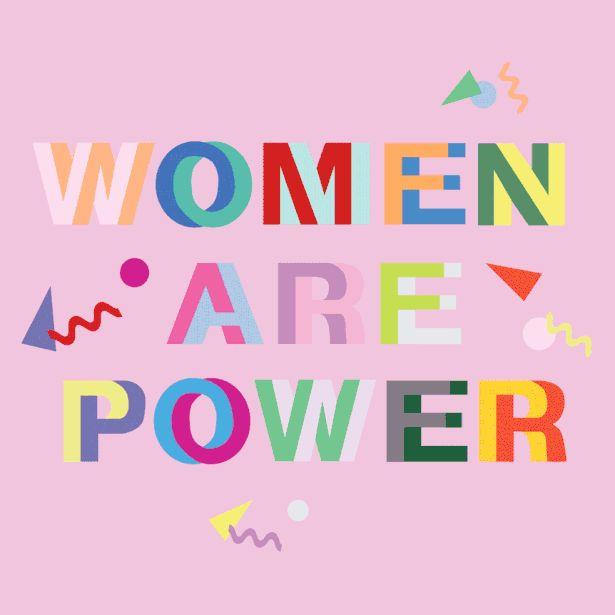 women are power