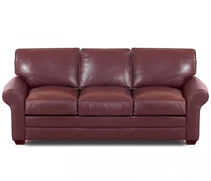 Klaussner Living Room Troupe Sofa S Home Furnishings Asheboro North Carolina