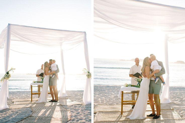 Intimate Elopement at the St. Regis in Punta Mita by Jillian Mitchell | Jillian Mitchell Photography | Destination Wedding Photographer | Pu...