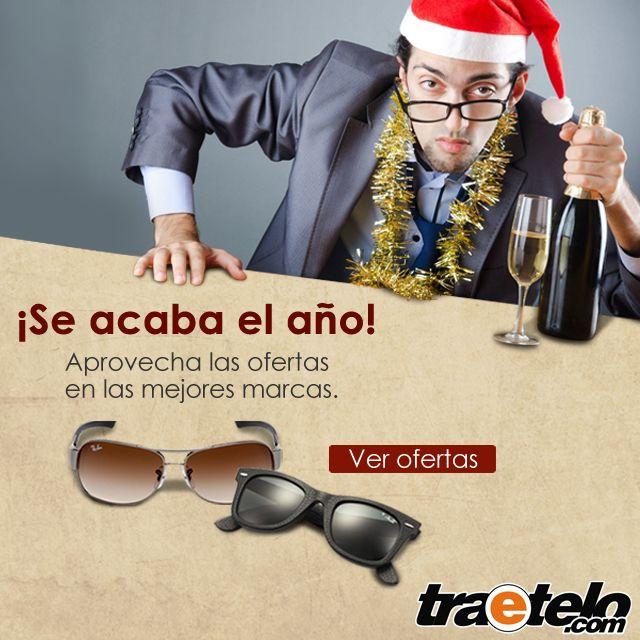 ¡Se acaba el año! Aprovecha las ofertas en las mejores marcas de lentes