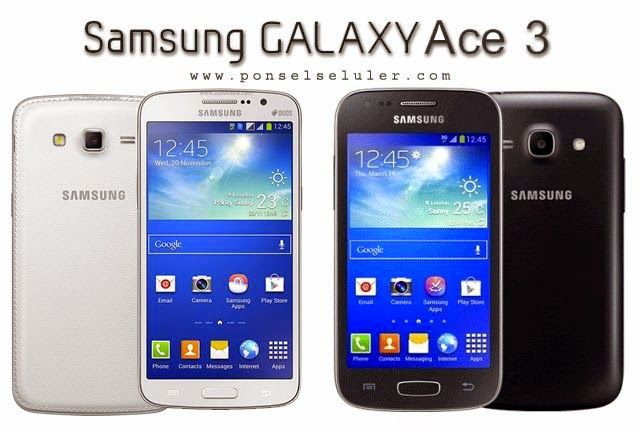 Hp Samsung Ace 3