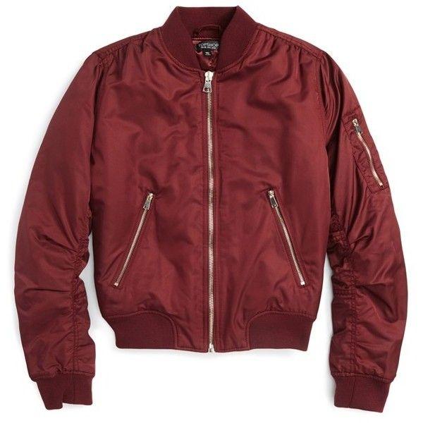 Best 25  Burgundy bomber jacket ideas on Pinterest | Maroon bomber ...