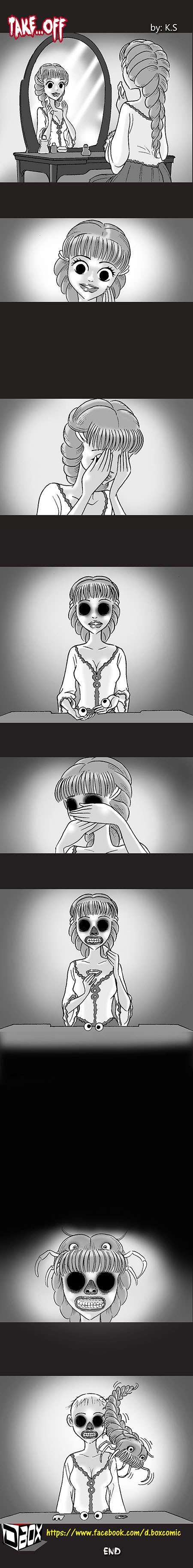 Silent Horror :: TakeOff | Tapastic Comics - image 1