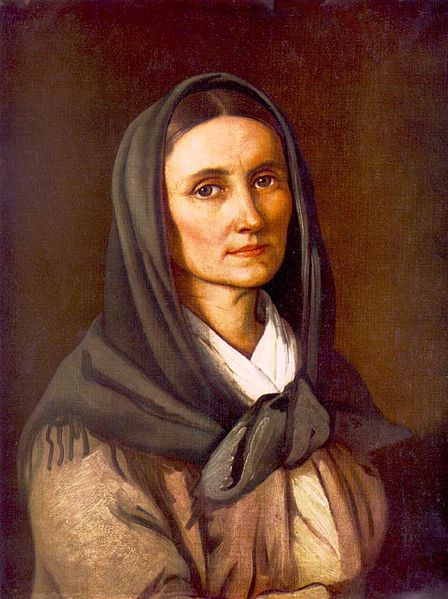 Orlay Petrich Soma -Anyám