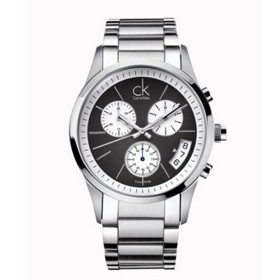 17 best images about calvin klien watches ck calvin calvin klein mens silver coloured cool grey dial watch no description