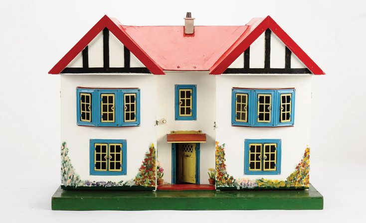 Triang Dolls House Dolls House Pinterest On The Side