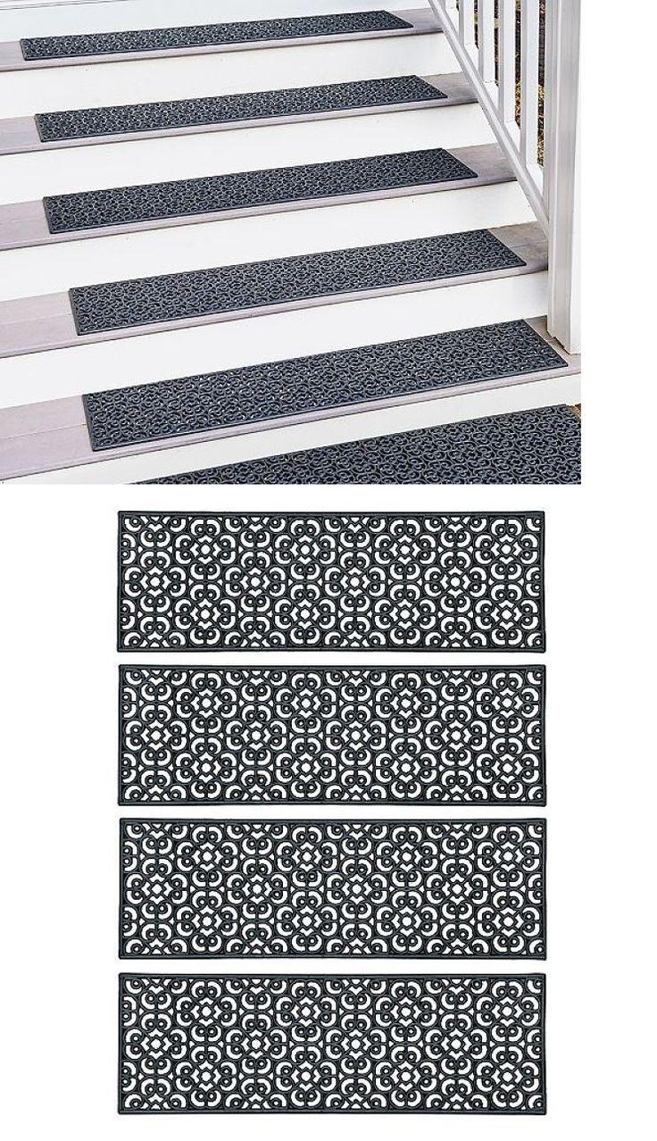 Best Stair Treads 175517 Rubber Stair Mats Outdoor Non Slip 640 x 480
