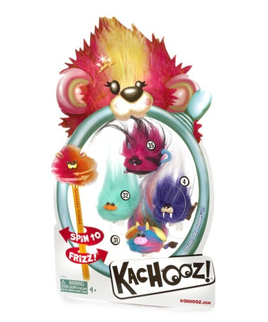 Take a look at this Vibrant Kachooz Set by Little Tikes on #zulily today!