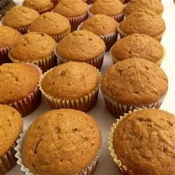 Perfect Butternut Squash Muffins - made these tonight, very good. Add a little sugar if you like things more sweet than healthy.
