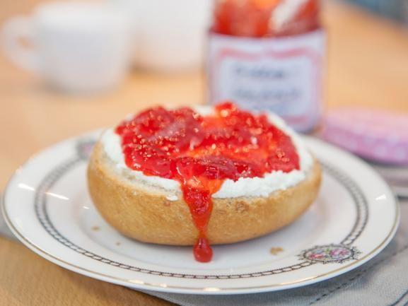 Die perfekte Erdbeermarmelade - Erdbeer-Limetten-Marmelade