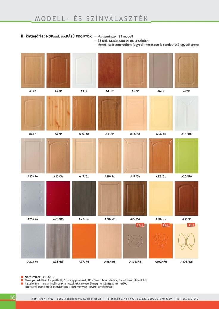 Mdf konyhabútor színválaszték #mdf #konyha #butor #kitchen #furniture #home #otthon #colors #design #konyhabútor